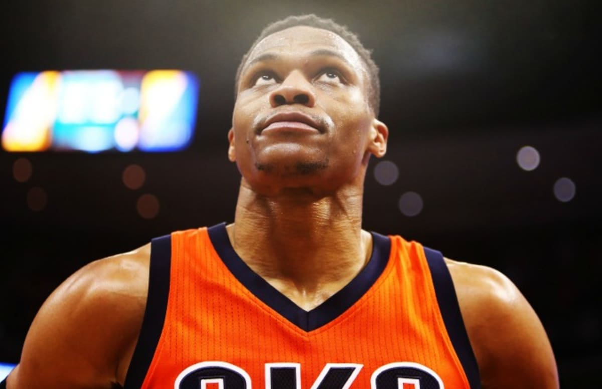Russell Westbrook has been named the 2016-17 NBA MVP. #NBAAwards https...