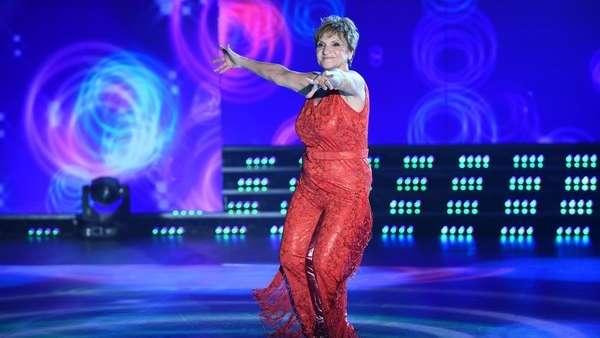 La gran revelación de 'Bailando 2017': Consuelo Peppino, de 65 años ht...