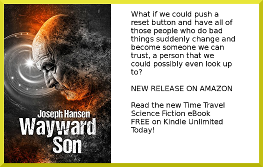 New Release!  #FREE on #KindleUnlimited  Wayward Son  https://www. amazon.com/dp/B072BL9YKY  &nbsp;    #AmReading #TimeTravel #SciFi #Fantasy #MustRead #FirstContact<br>http://pic.twitter.com/lRGjZM2caH
