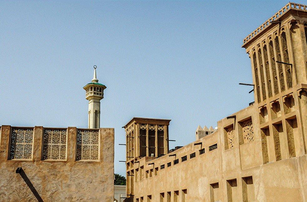 #صباح_الخير من دبي الأصالة والتراث ..نتمنى لكم يوما سعيداً #صباح_البيا...