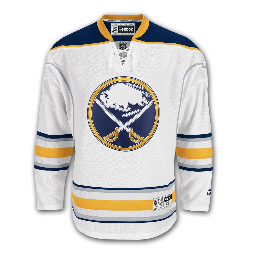 @Super70sSports Thankfully Sabres 2017 road jersey is more or less bac...