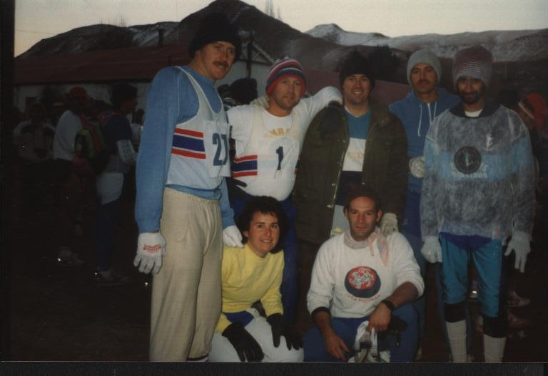 Fun Fact: 1990 saw number of finishers doubling to 137 for our 2nd #RhodesRun  1990 also witnessed first Rhodes Run #PolarBear Club members <br>http://pic.twitter.com/46VJcSV9SO