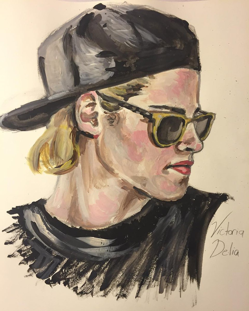 Made with watercolors #kristenstewart #illustration #sketch #drawing #art #watercolor #portrait #actress #movies  https:// twitter.com/VDelia25/statu s/879528073963515904 &nbsp; … <br>http://pic.twitter.com/EJPEt0D2bH