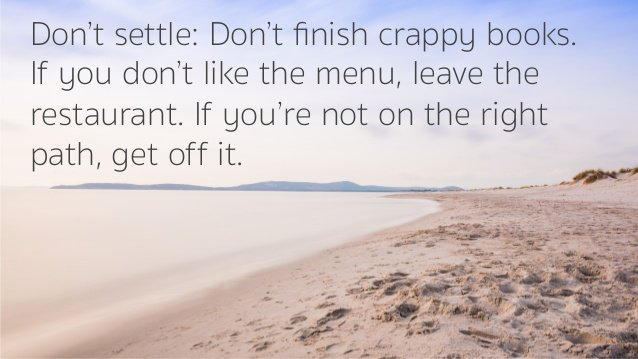 Don&#39;t settle for something that is only half fulfilling, reach for what you really want deep down. #success #future #settle #motivation <br>http://pic.twitter.com/NkKGCyXIW6