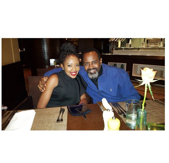 """""""I Love You"""" Kambua Pens Her Husband A Sweet Message On HisBirthday h..."""