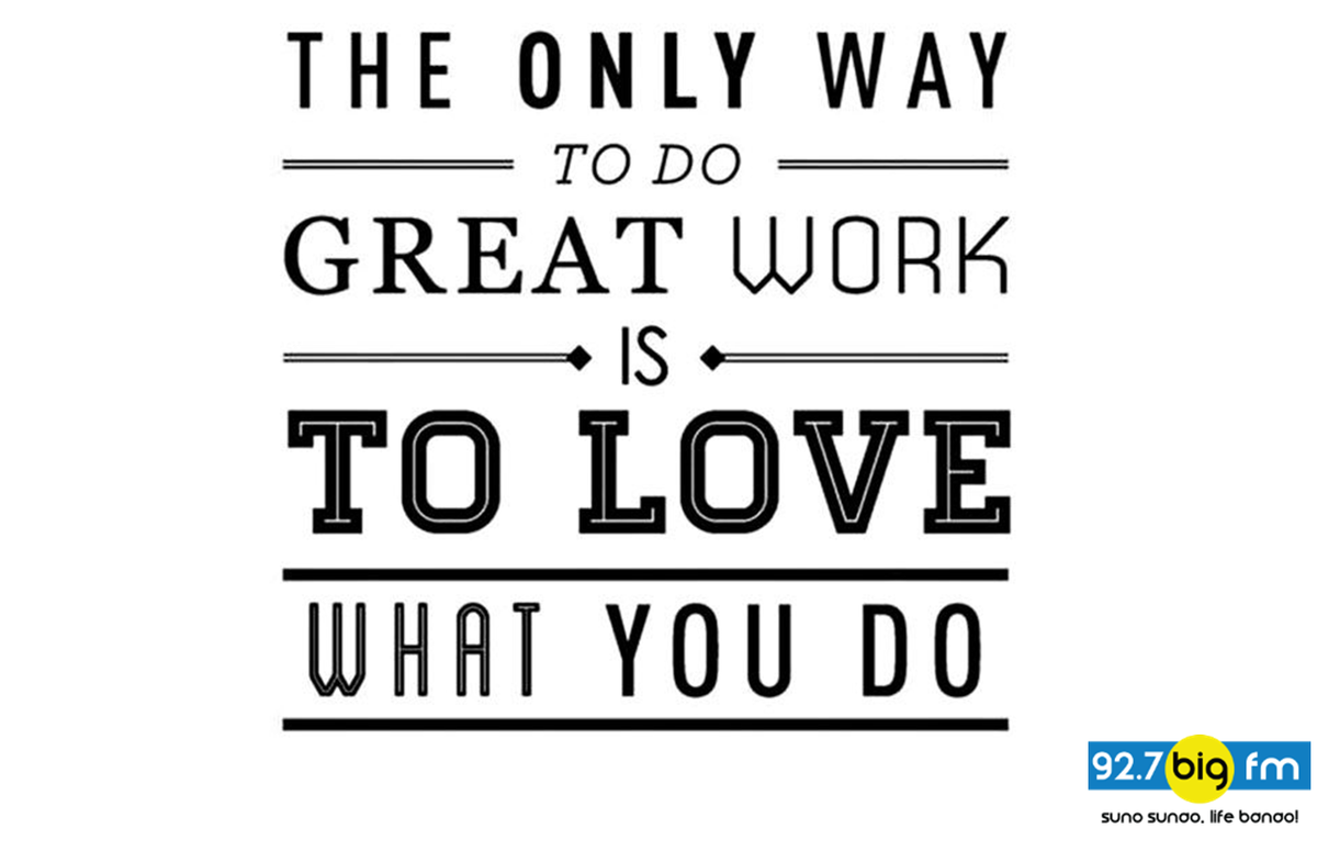 Love what you do :) #TuesdayThoughts https://t.co/lY9xIuPjCI