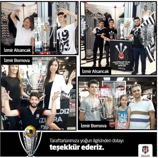 #izmir #kartalyuvası #ŞampiyonBeşiktaş   @Besiktas https://t.co/8G4Lxp...