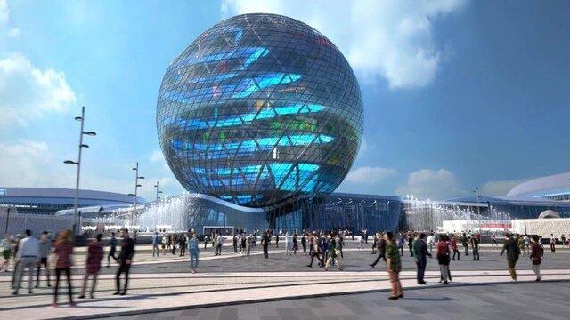 The 18 Boldest Buildings in the History of the World&#39;s Fair   @ArchDigest  http:// crwd.fr/2tcXVH7  &nbsp;   #Astana #Kazakhstan #Expo2017<br>http://pic.twitter.com/aHNt38Nfdb
