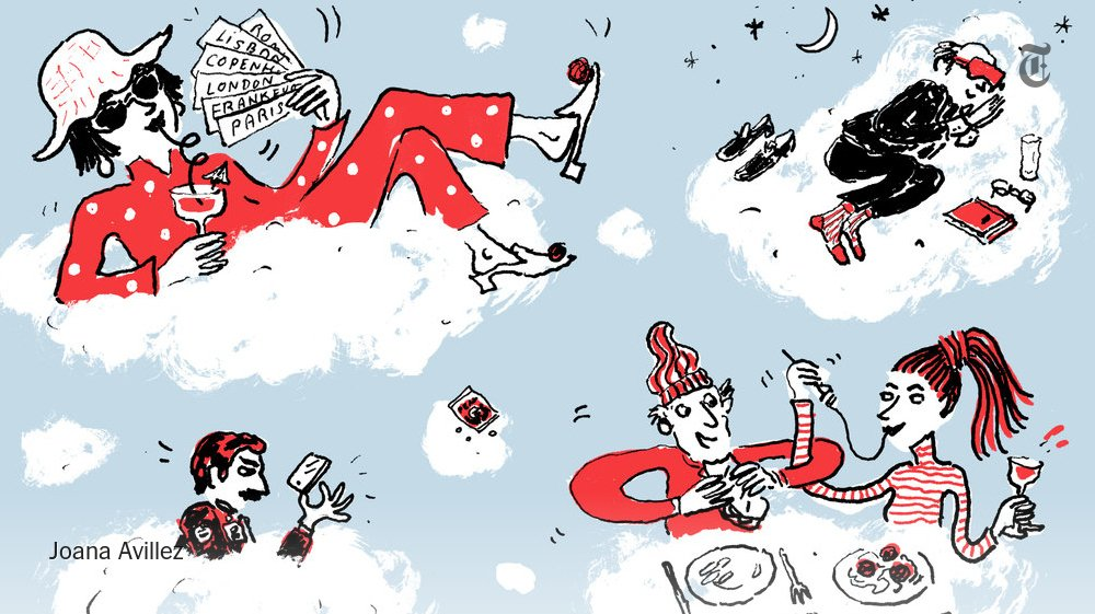 nytimestravel: #TravelNews #Travel Four ways in which flying this summ...