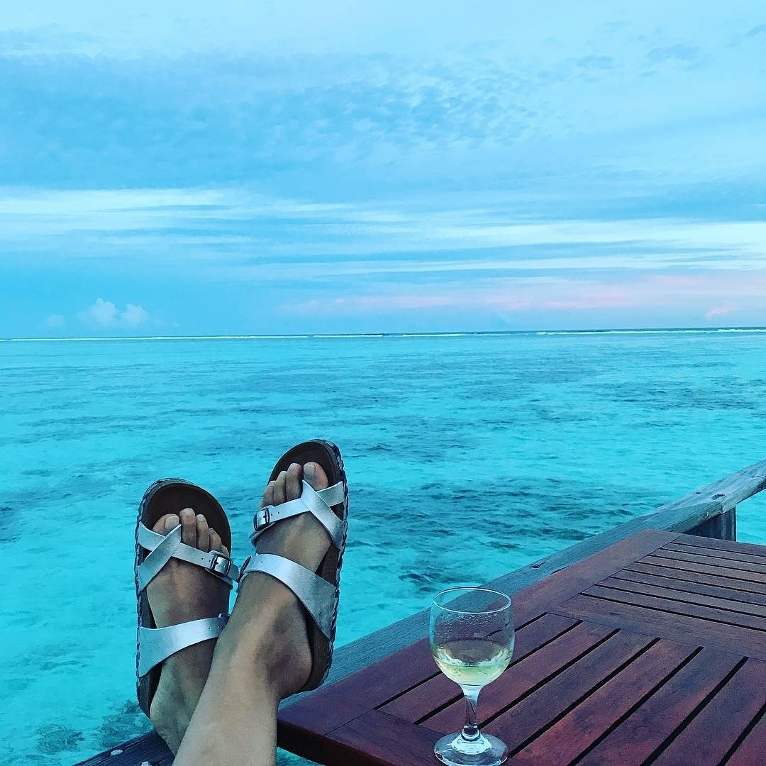 Time to unwind  #Repost via Alina #Holiday #Chill #Maldives #MaldivesIslands #TravelTuesday<br>http://pic.twitter.com/I5NuvwSbY7