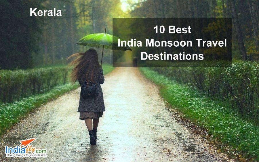 10 Best India Monsoon Travel Destinations  Know more destination &...