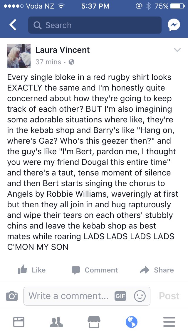 The rugby is on tonight and I'm concerned and excited https://t.co/NjAZgs03Tu