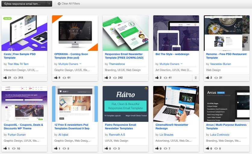 Collection of 900+ Free Responsive #Email Templates  http:// growthhackers.com/articles/colle ction-of-900-free-responsive-email-templates?utm_source=twitter&amp;utm_medium=GrowthHackers&amp;utm_campaign=2025 &nbsp; … <br>http://pic.twitter.com/hLY4BsfHIS