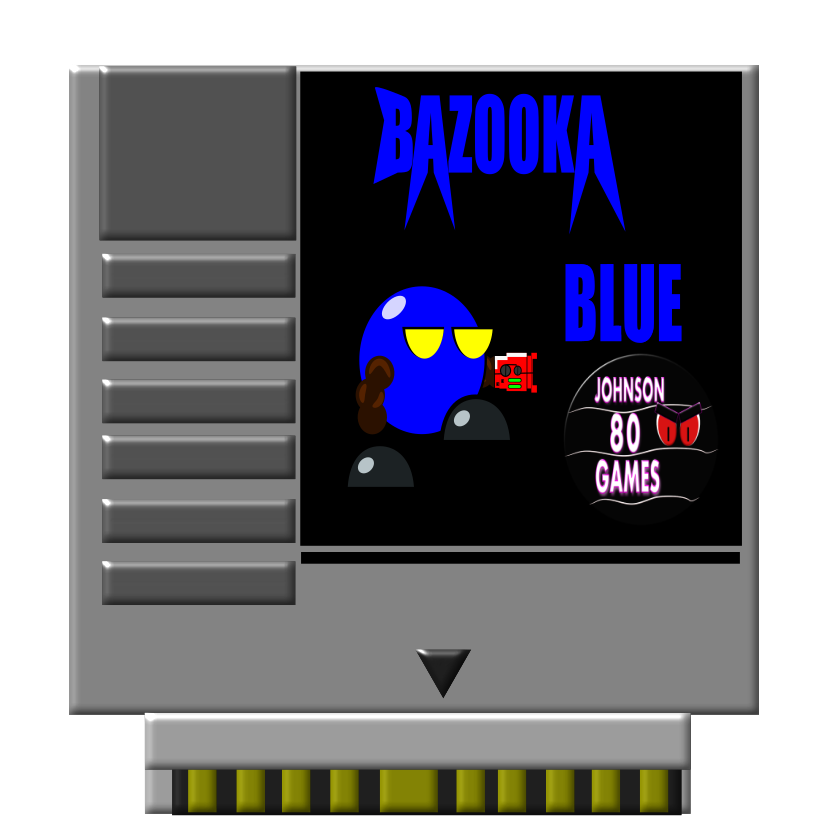 The new blue hero. Bazooka Blue coming soon #GamingNews #gamedev #gaming #RETROGAMING #Retro #indiedev #indiegame #IndieGameDev #videogames<br>http://pic.twitter.com/ybaZTcEUwp