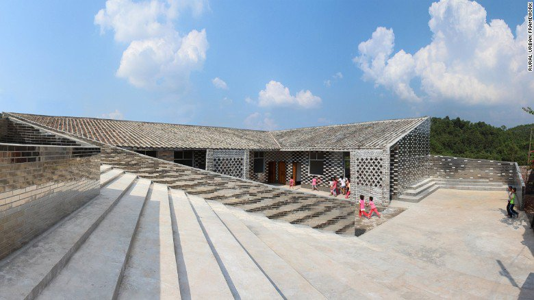 These young architects are transforming Chinese villages https://t.co/...