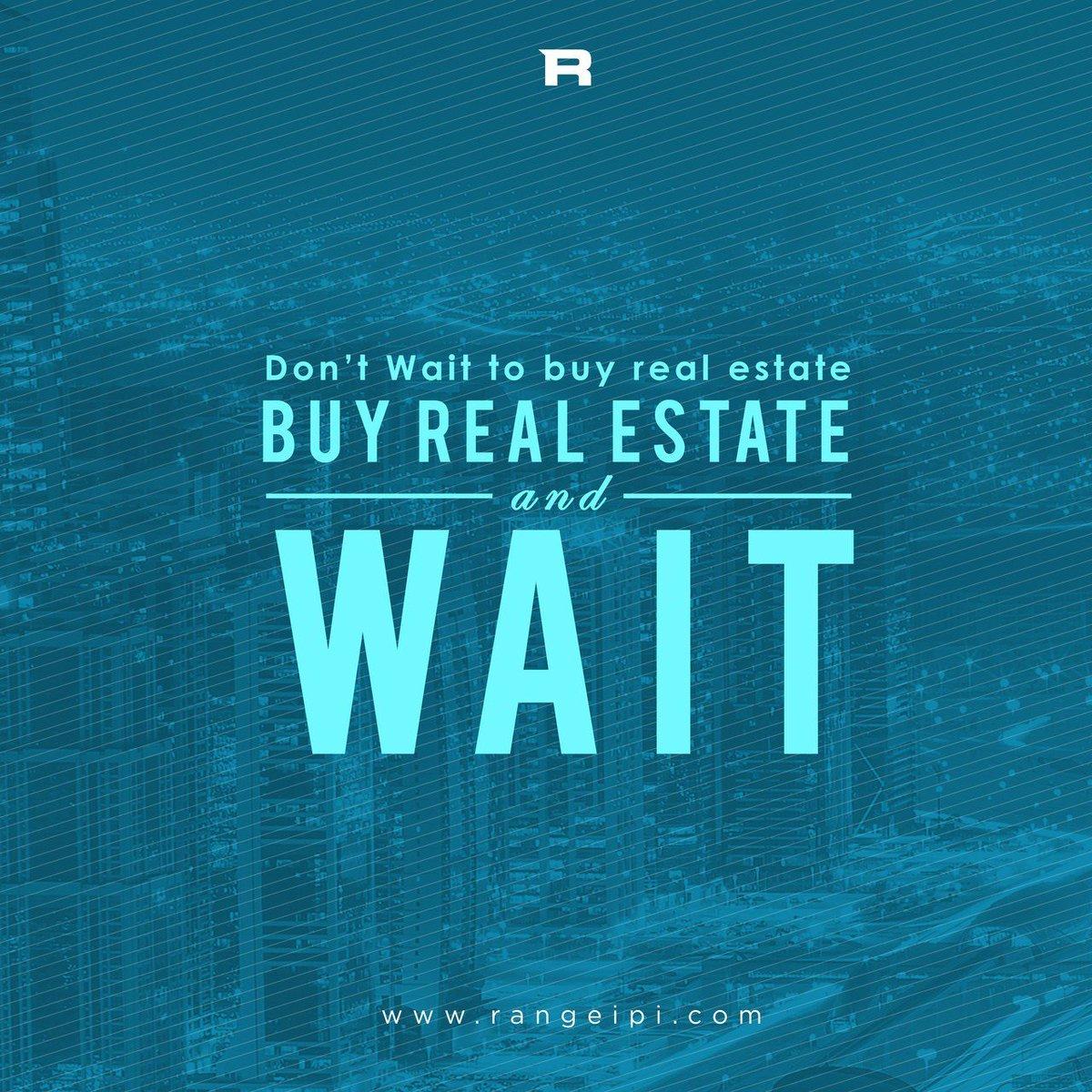 Patience is a virtue that always pays off! #range #rangeinternational #rangeipi #quote #realestate #dubairealestate #dubaiproperties #emaar<br>http://pic.twitter.com/ng44cnJrcX