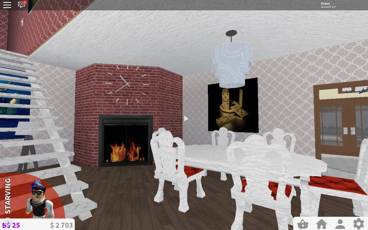 Fraux on twitter rbx coeptus bloxburgnews my house on for Kitchen designs bloxburg