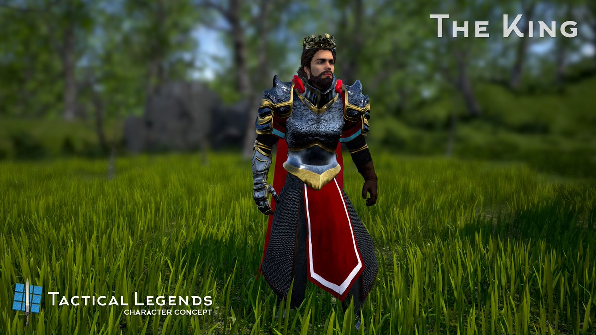 Do not be afraid of changes and believe in yourself.  http:// tacticallegends.com  &nbsp;     #UE4 #GameDev #IndieDev #PCGame #VideoGame #GamersUnite<br>http://pic.twitter.com/AX1TsYK1RQ