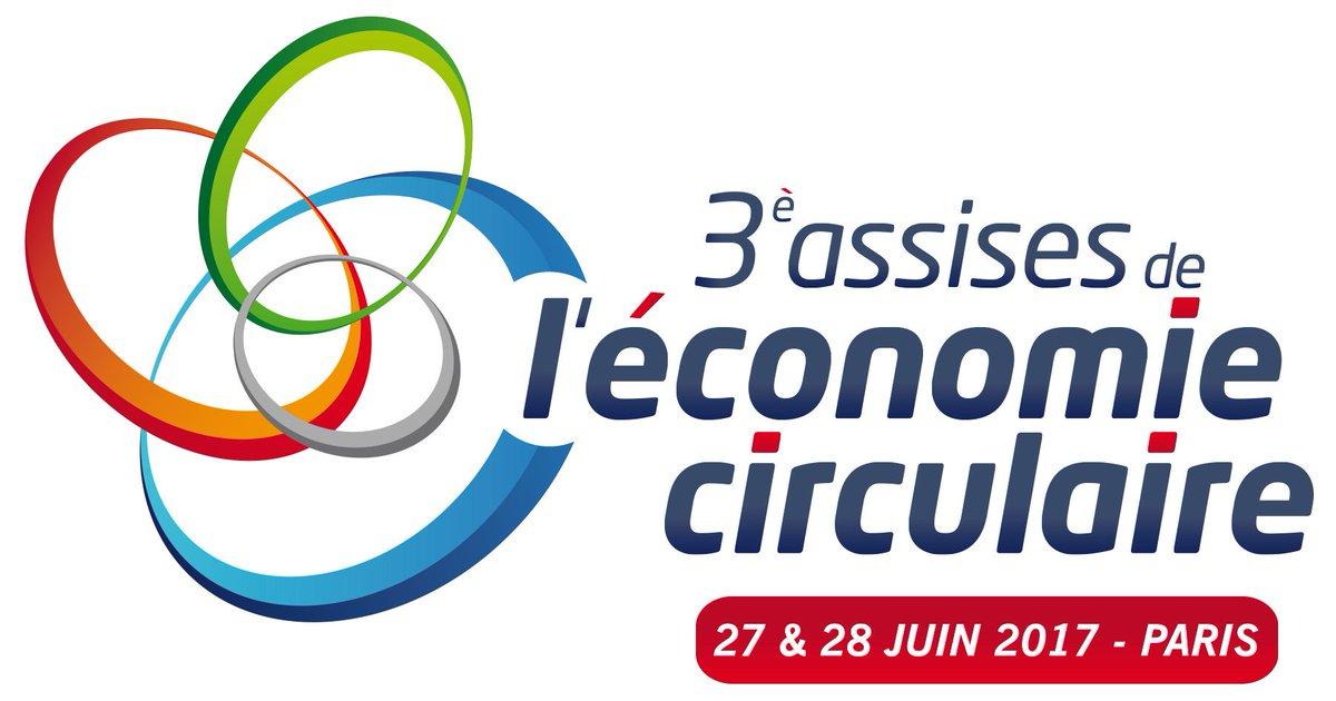 Ne manquez aucune actualité de ces 3èmes Assises de l'#ÉconomieCircula...