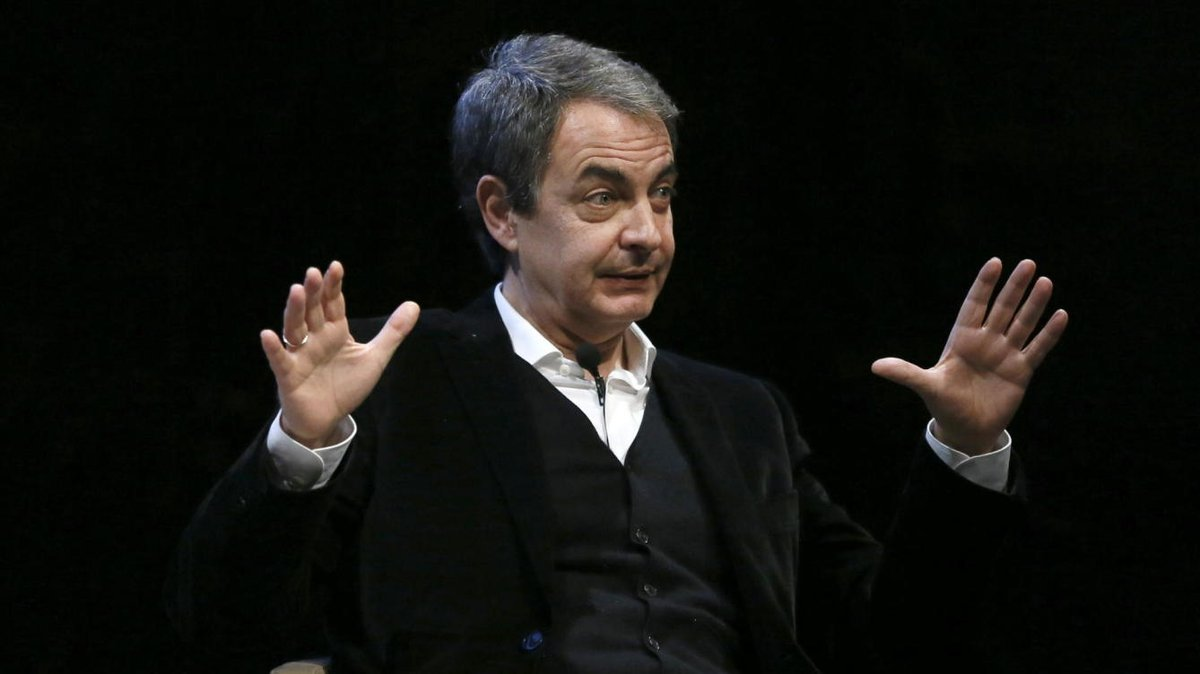 LA CAFETERA | @radiocable entrevista al expresidente Zapatero https://...