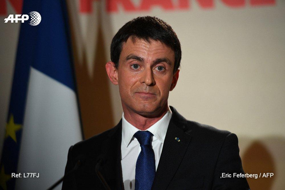 Manuel Valls annonce qu'il quitte le Parti socialiste #AFP https://t.c...