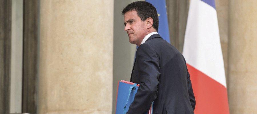 #ÚLTIMAHORA Manuel Valls anuncia que deja el Partido Socialista https:...