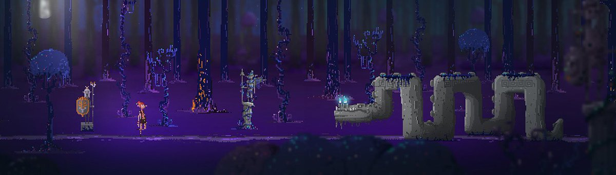 Our projects just got featured in #GameDesign @Behance thank you Oscar. :) #IndieDev #PixelArt #mobiledev #fuchsdachs #8bit #madewithunity<br>http://pic.twitter.com/Cc6WP8ABkr