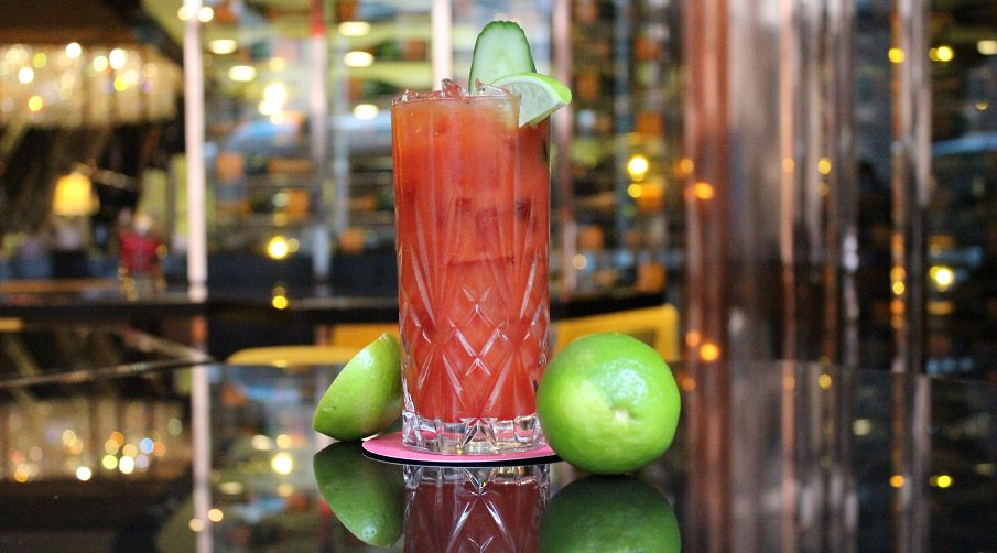 Celebrate #150Years in #CanadaDay at #SoiréeBar this Friday - Sunday with #Bloody Caesar Cocktail <br>http://pic.twitter.com/Sj7Js18yiT