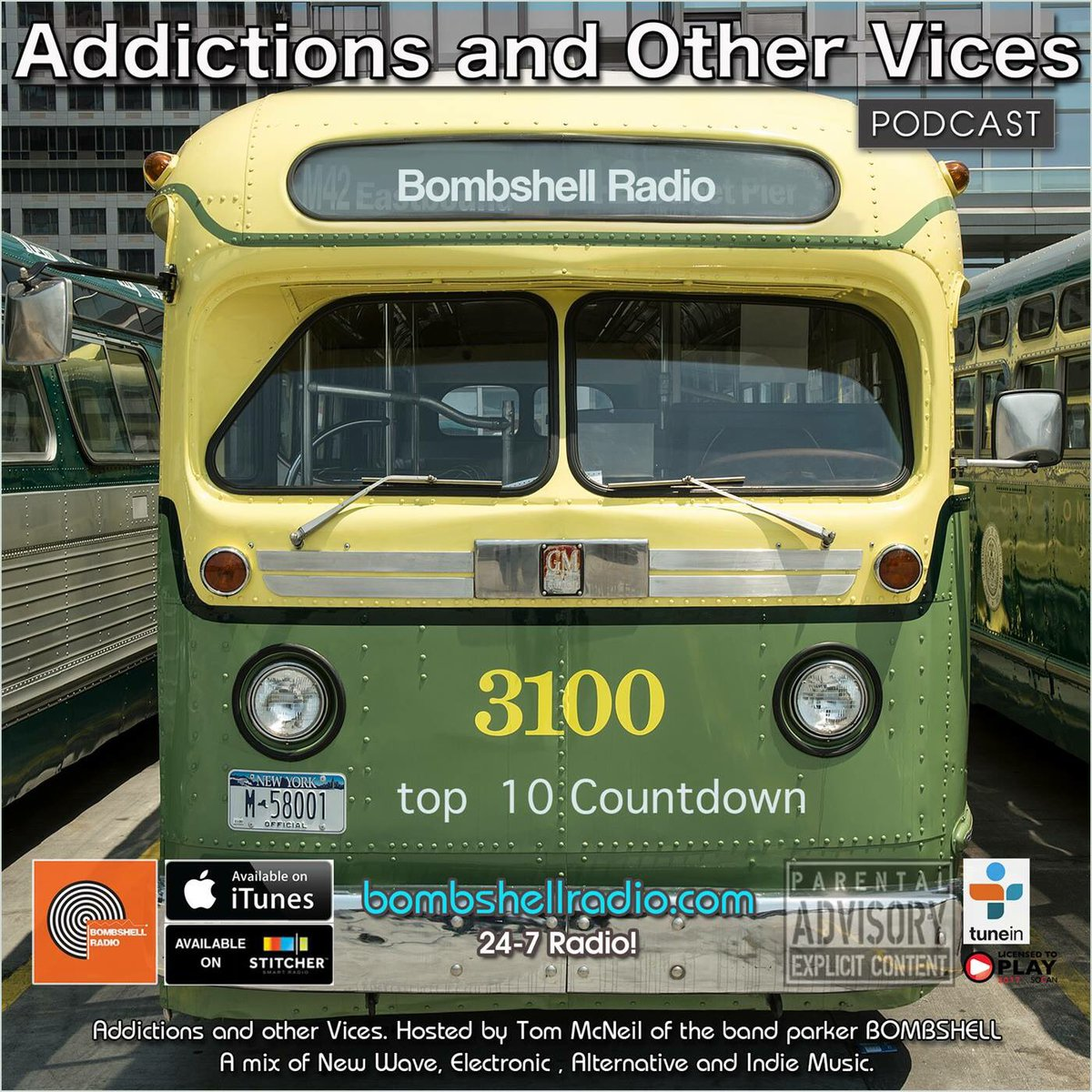 Today&#39;s FIX MIX 401  http:// bombshellradio.com  &nbsp;    @AddictionsDJ @TheReplacements @System_Corp The Subliminal&#39;s @TheClash @FastRomantics #radio <br>http://pic.twitter.com/0hFSq4FPUN