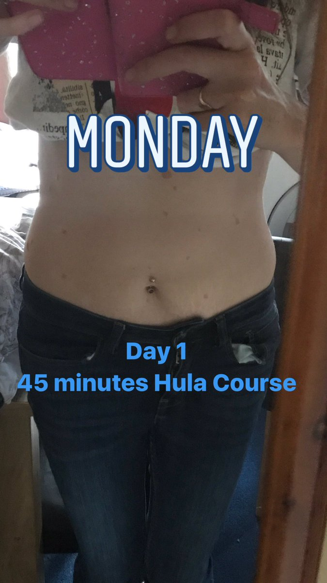 Aching a little from yesterday&#39;s #hulahooping session, can&#39;t wait for tonight #BringItOn #weightlossjourney #goals #kirklees #beachbody<br>http://pic.twitter.com/65UZjDQNKH