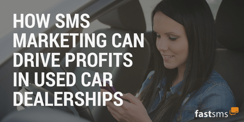 How #SMS #Marketing Can Drive Profits in Used #CarDealerships  http:// wp.me/p4IX71-2fg  &nbsp;  <br>http://pic.twitter.com/HyDstUb7En
