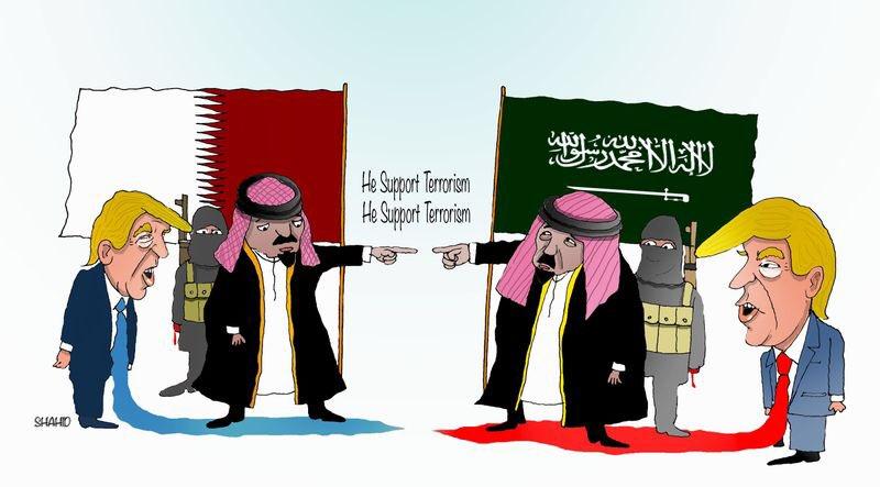 The supporters of #terrorism #qatarfundingterrorism #SaudCrimeFamily #Taliban #Trump #Migrants #HumanRights<br>http://pic.twitter.com/R2AKnIgnBF