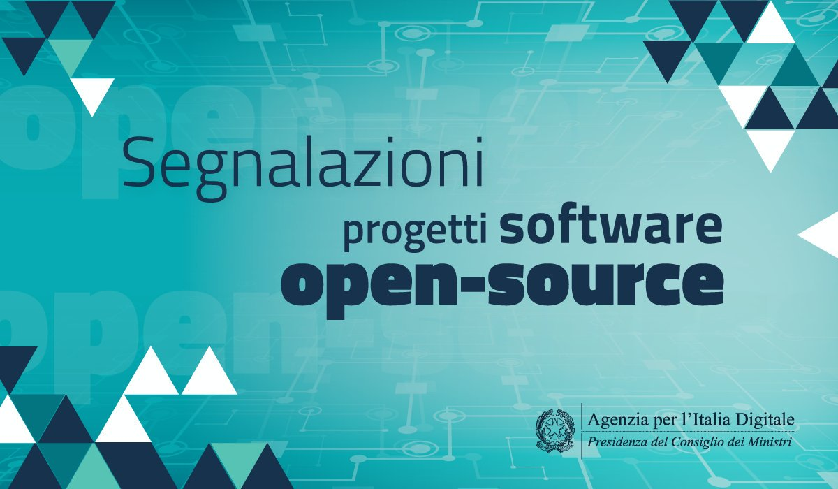 Open source: #AgID ha lanciato una call...
