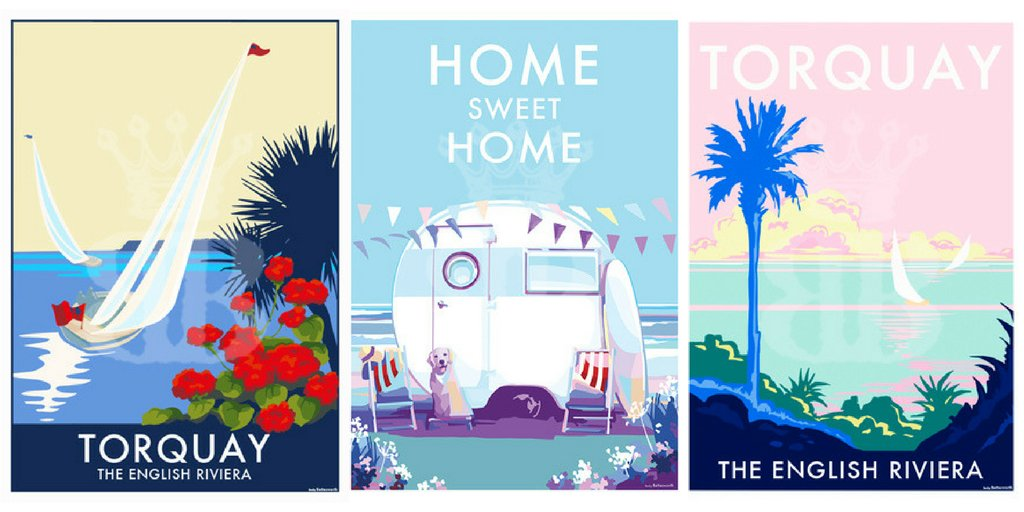 #TravelTuesday #HomeSweetHome There is no place like home! Especially when it is this beautiful. #travelposters  http://www. beckybettesworth.co.uk  &nbsp;  <br>http://pic.twitter.com/UhKHNs7pTX