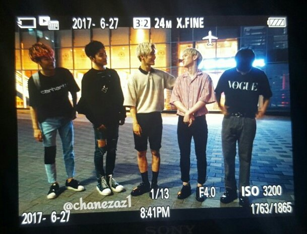 PREVIEW 170627 @sbsmtvtheshow  They looked really happy &amp; #chan seems to be doing better #ace #jun #donghun #wow #jason #에이스 #선인장<br>http://pic.twitter.com/bd9TitxBr6