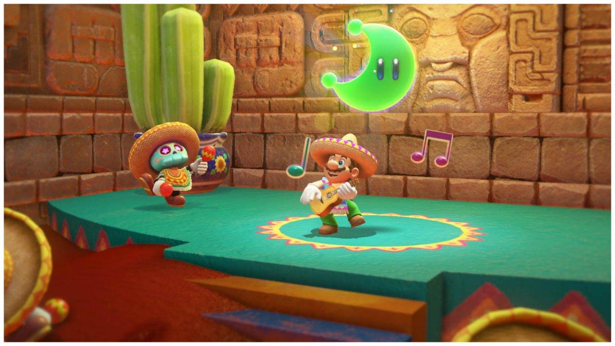 'Super Mario Odyssey' une surreal e clássico em estreia de Mario no Nintendo Switch; G1 jogou https://t.co/GuzbBdIYci #G1