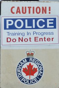 Just a reminder - Rain or Shine, DRPS will be training in the area of...