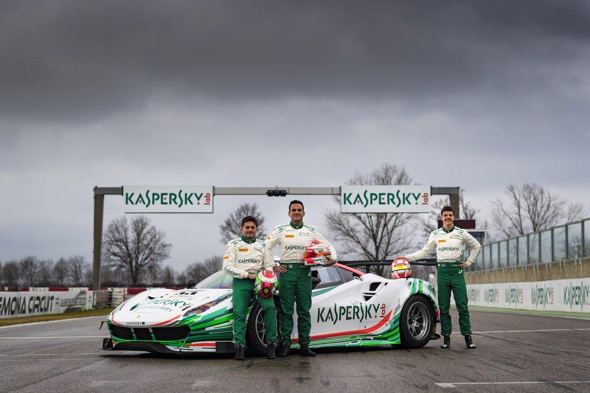 The @kl_motorsport team describe their 'sound of security.' https://t....