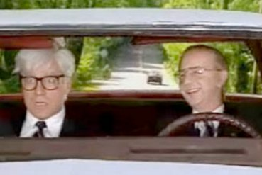 Happy birthday H. Ross Perot! Don\t go on a car ride with him!