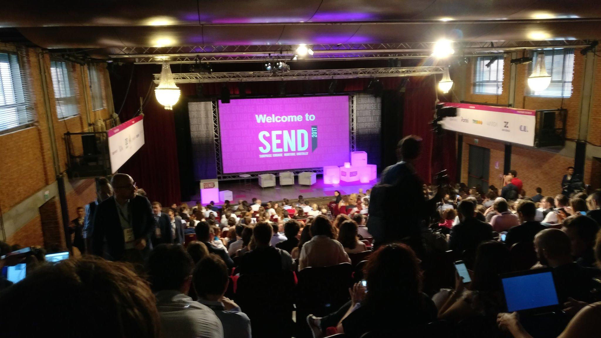 #SENDsummit17 ready to begin https://t.co/ez02E0Di9u