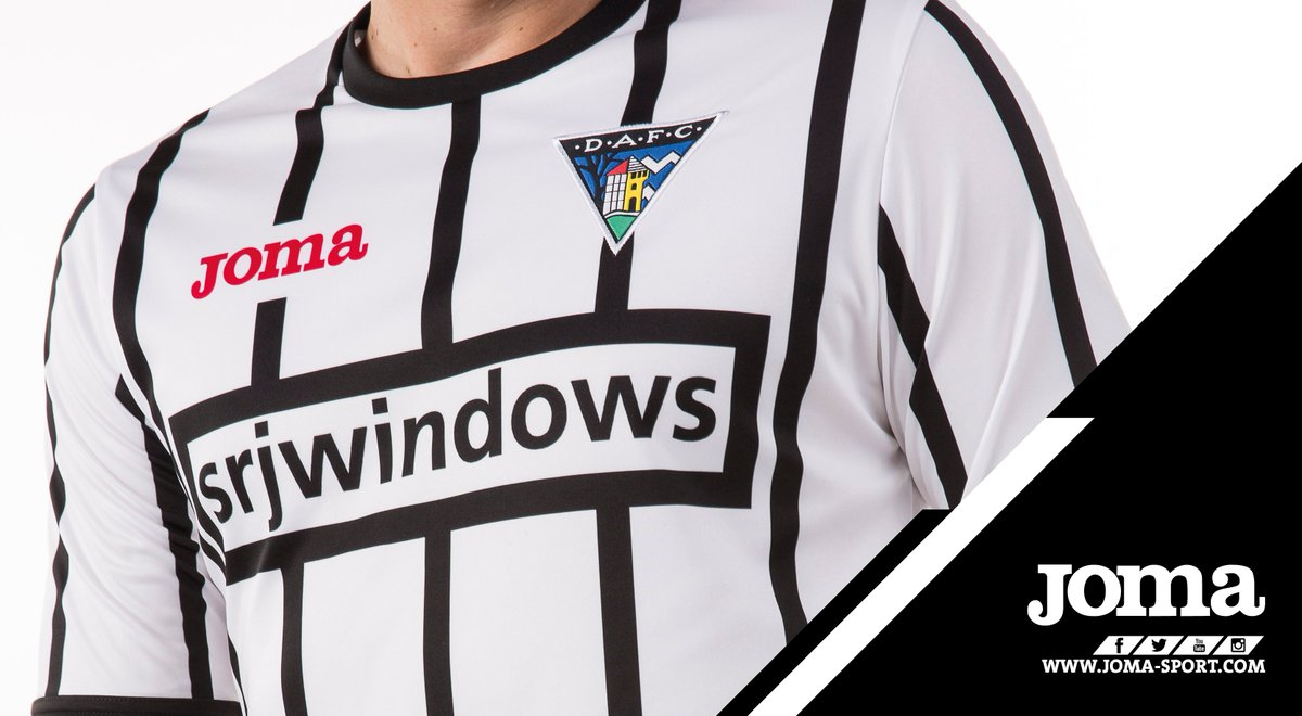 Joma presents the @officialdafc shirt for the 2017/18 season.  Read mo...