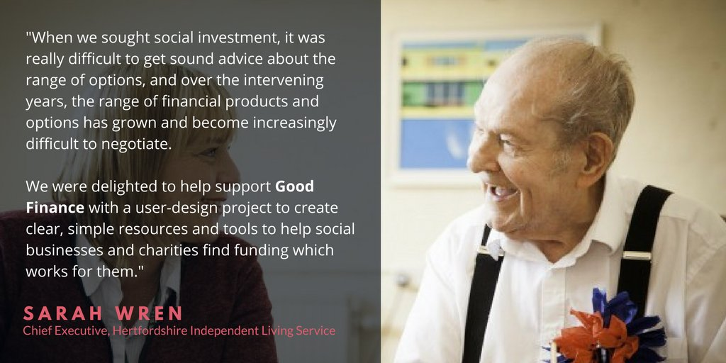 See how #charities &amp; #socent use social #investment to further their social #impact in @GoodFinanceUK case studies:  http:// ow.ly/Syz530cTZLf  &nbsp;  <br>http://pic.twitter.com/GZbJb3Eu60