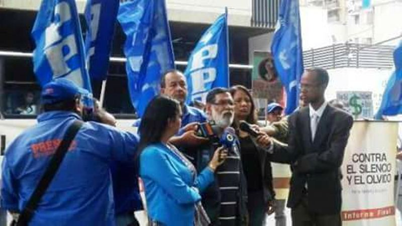 """PPT: """"Luisa Ortega Díaz usted pasará a la historia como la Fiscal del..."""