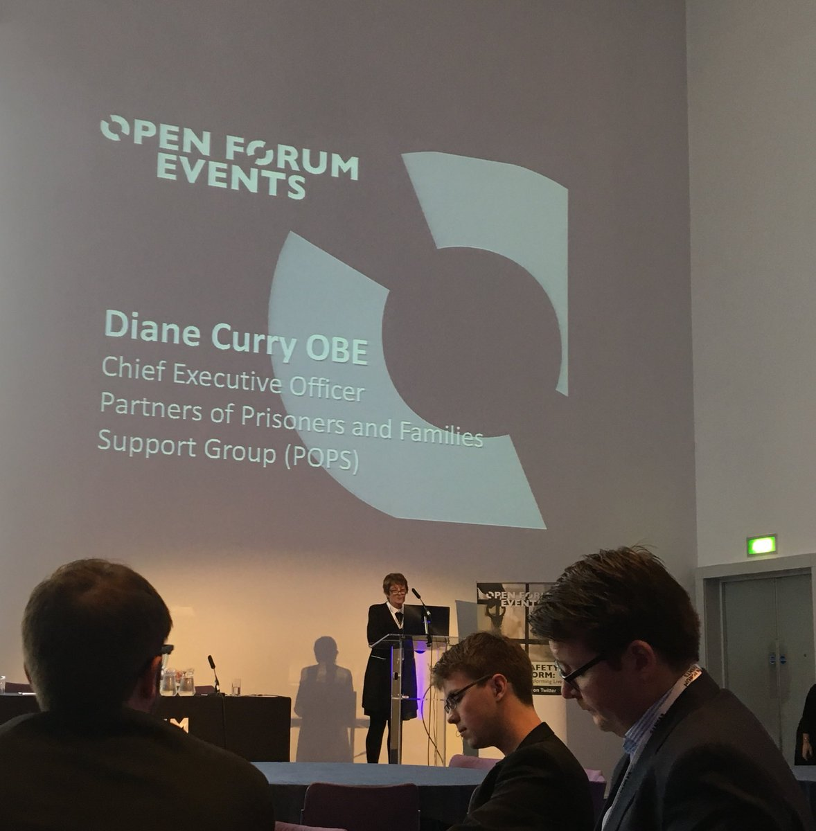 Fantastic opening from @dianecurry51 Looks like an insightful day #Families #Reform #change  #offreform<br>http://pic.twitter.com/L63Jnv5eZv