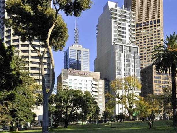 Best hotel in #Melbourne #MercureMelbourneTreasuryGardens starting at...