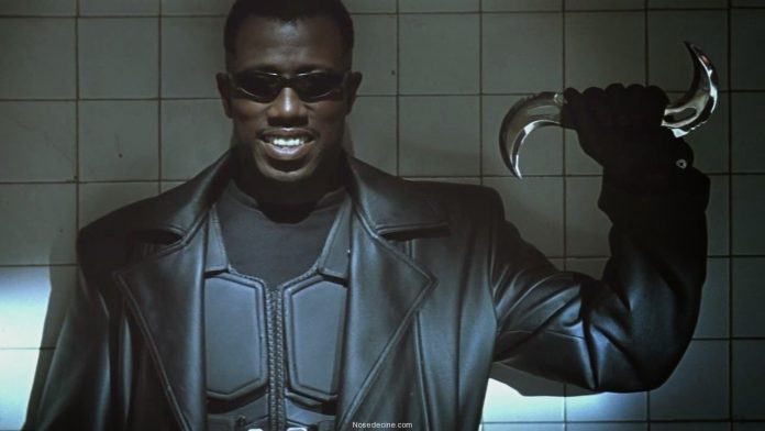 Marvel is Interested in Another Blade Film! &gt;&gt;  http:// wickedhorror.com/horror-news/ma rvel-interested-another-blade-film/ &nbsp; …  #Blade #Marvel #MarvelMovies #MovieNews #HorrorNews<br>http://pic.twitter.com/dyAxhlu2W7