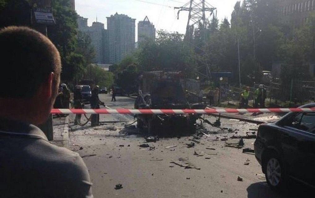 Kiev'de araç patladı: 1 ölü https://t.co/Xnf4YZ5N0e https://t.co/rPrJu...