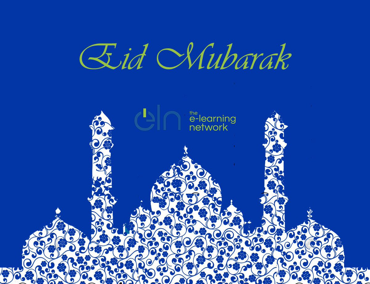 ELN wishes you a Happy and Blessed Eid! https://t.co/jsMJz17Xhl