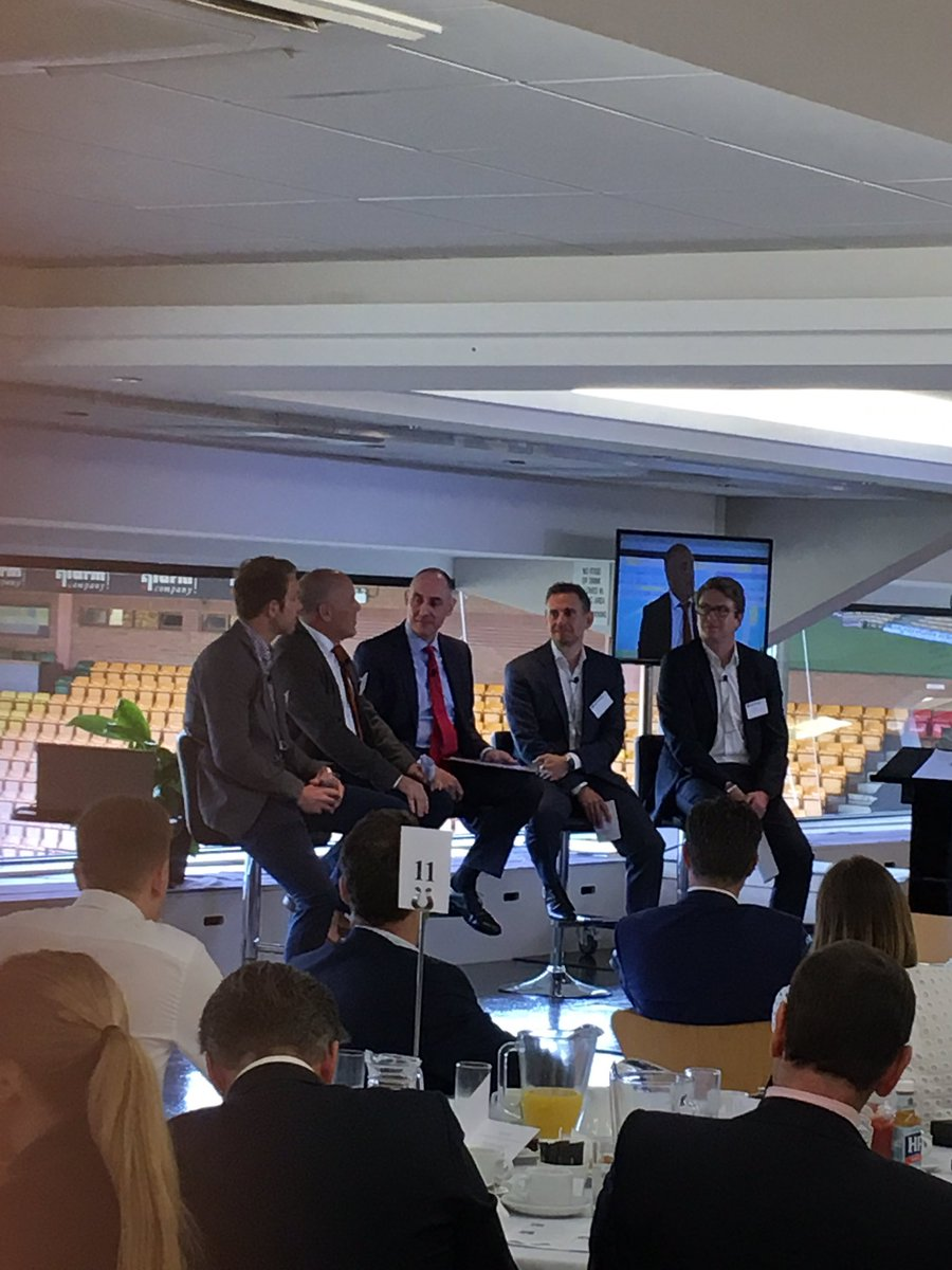 @Toby_Wilson_NR chairs #NorfolkLtd panel with leaders from @EposNow @StartriteShoes @dewinggrain @RainBirdAI #norfolk #debate #discussion<br>http://pic.twitter.com/kVCIpJ1qsN