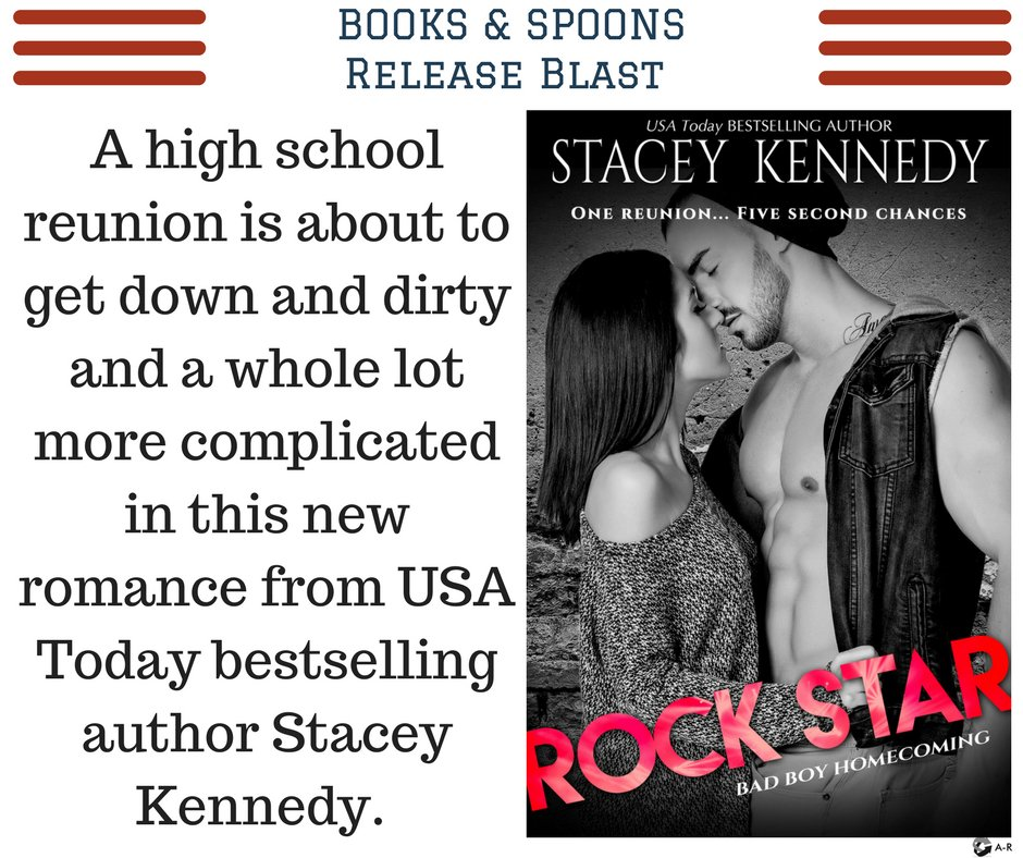 #ReleaseBlast for ROCK STAR by @Stacey_Kennedy @TastyBookTours #excerpt #giveaway #romance #books #BookBoost #IARTG  http://www. booksandspoons.com/books  &nbsp;  <br>http://pic.twitter.com/ShCoNj7073